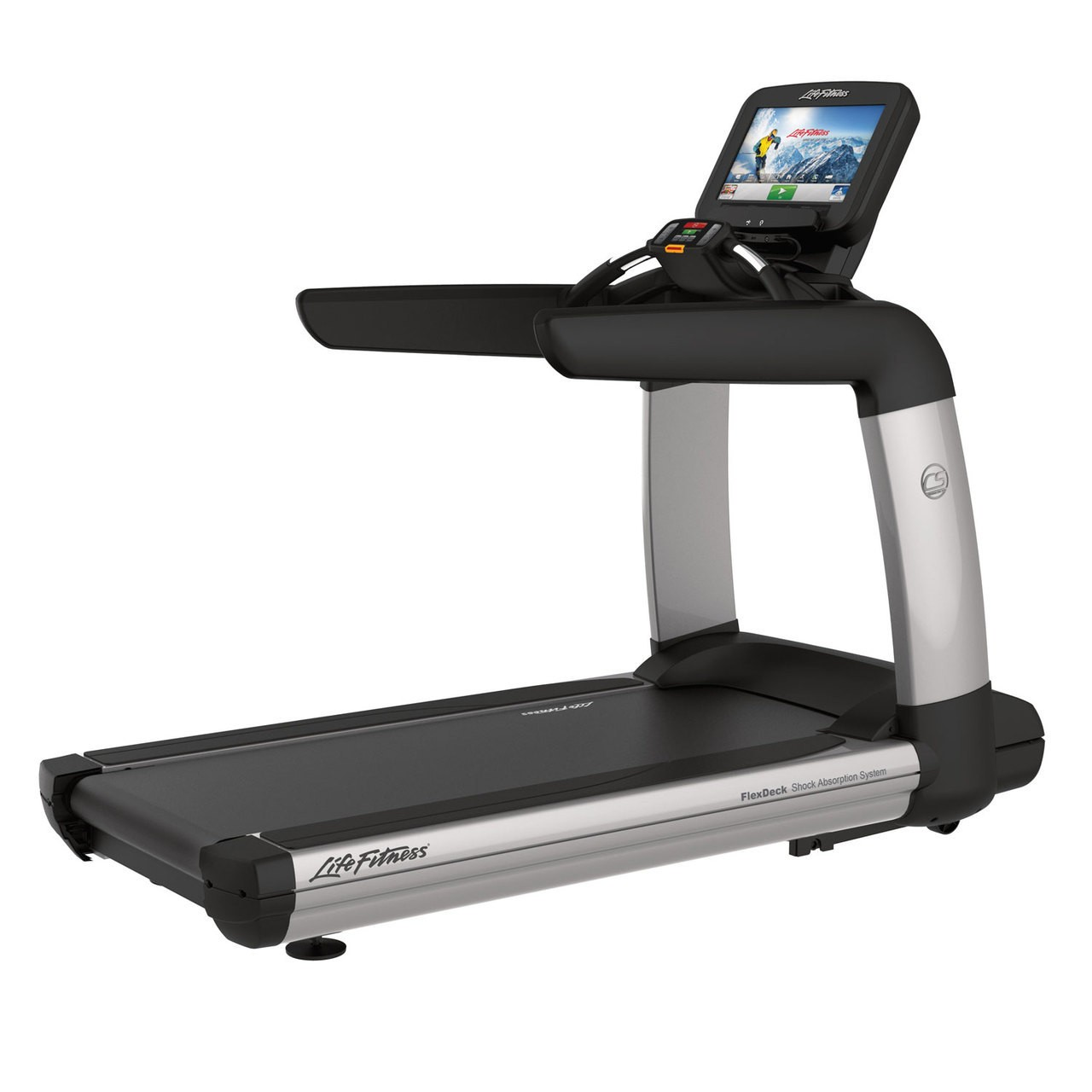 Life Fitness Elevation Series Discover SE Treadmill