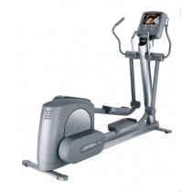 Life Fitness SilverLine 95XE cross trainer (with tv)