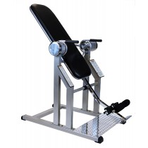 Teeter Power VI Inversion Table (Silver)