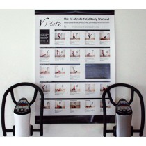 VPlate Exercise Wall Chart