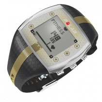 POLAR FT7 Heart Rate Monitor Training Computer Female | Black/Gold