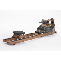 Viking2 AR Home Fitness Dual Rail Wooden Rowing Machine