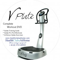 VPlate Pro Exercise DVD