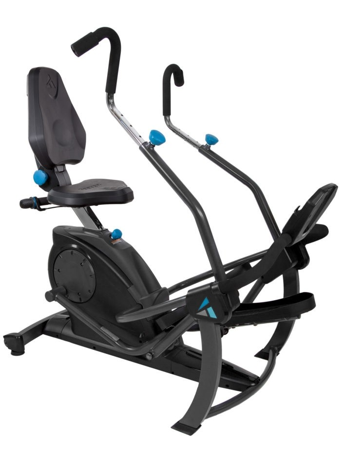Teeter Free Step™ Recumbent Cross Trainer