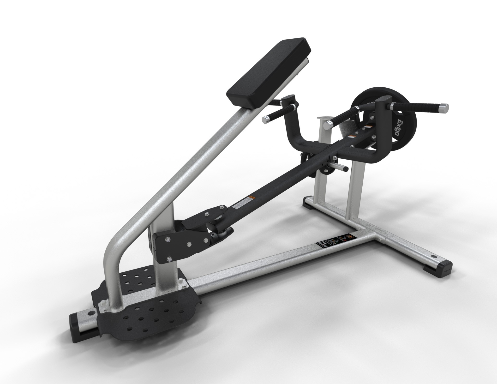 Exigo Plate Loaded T-Bar Row Chest Support
