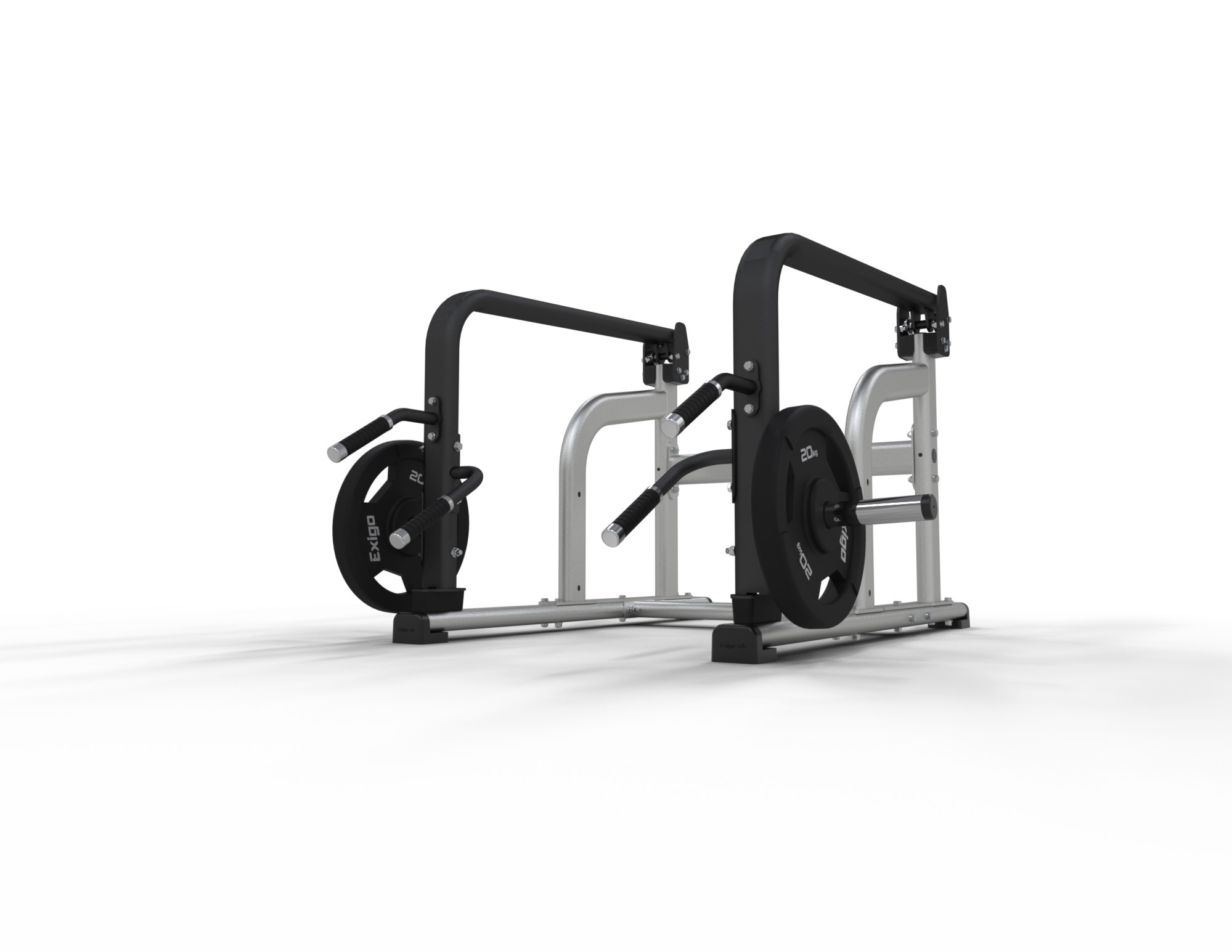 Exigo Plate Loaded ISO Lateral Lunge