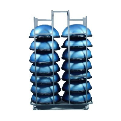 Bosu Ball Storage Rack For 14 Bosu Balls