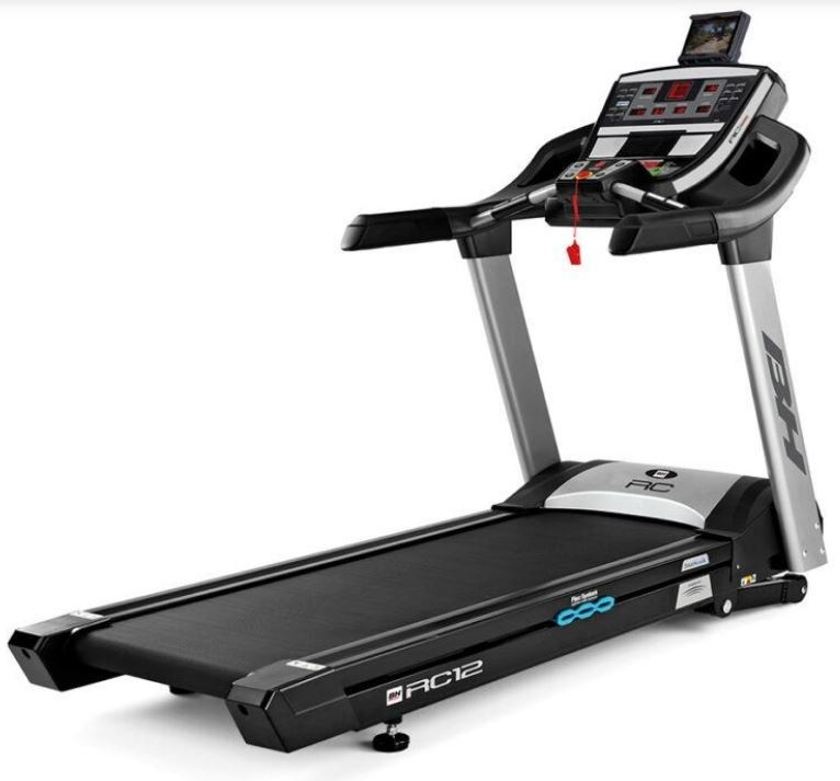 BH Fitness RC12 Treadmill - June Delivery