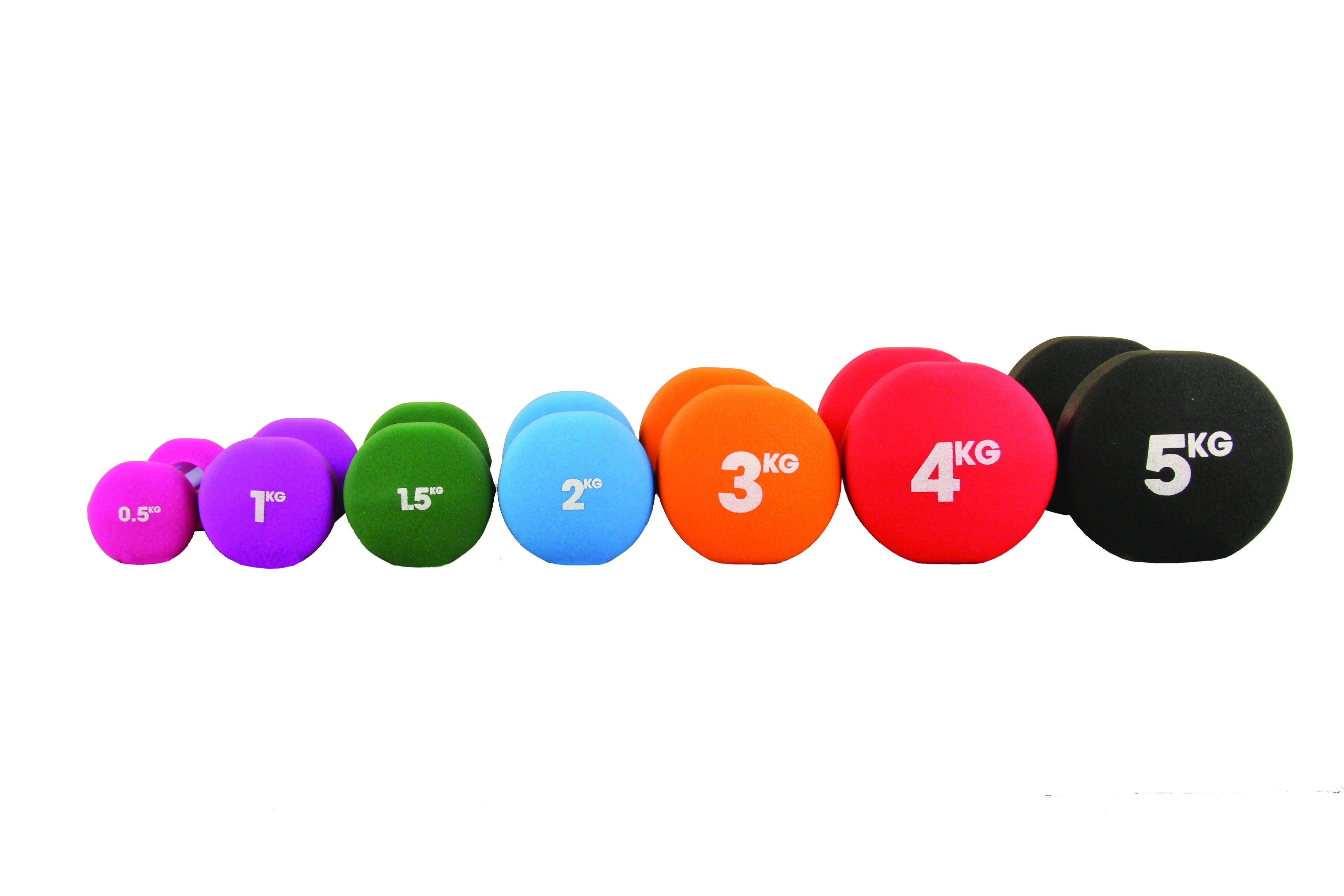 TMG Neo Dumbbell Pair