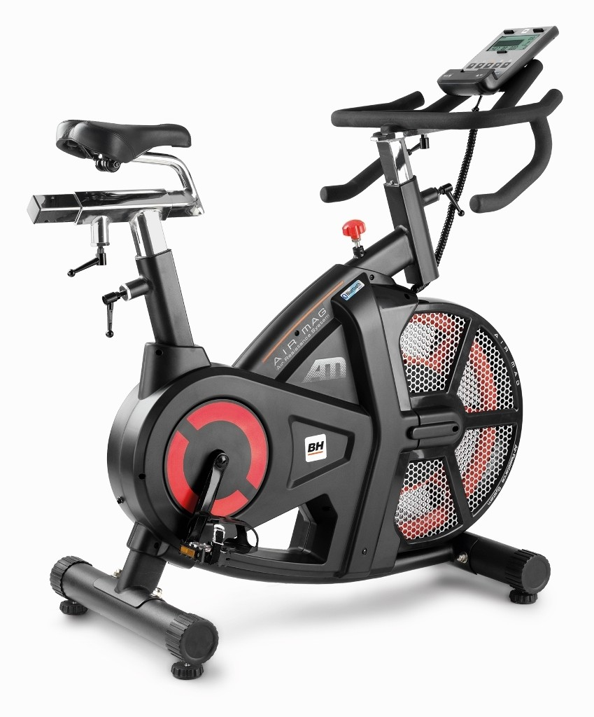 BH Fitness Airmag Series Indoor Bike