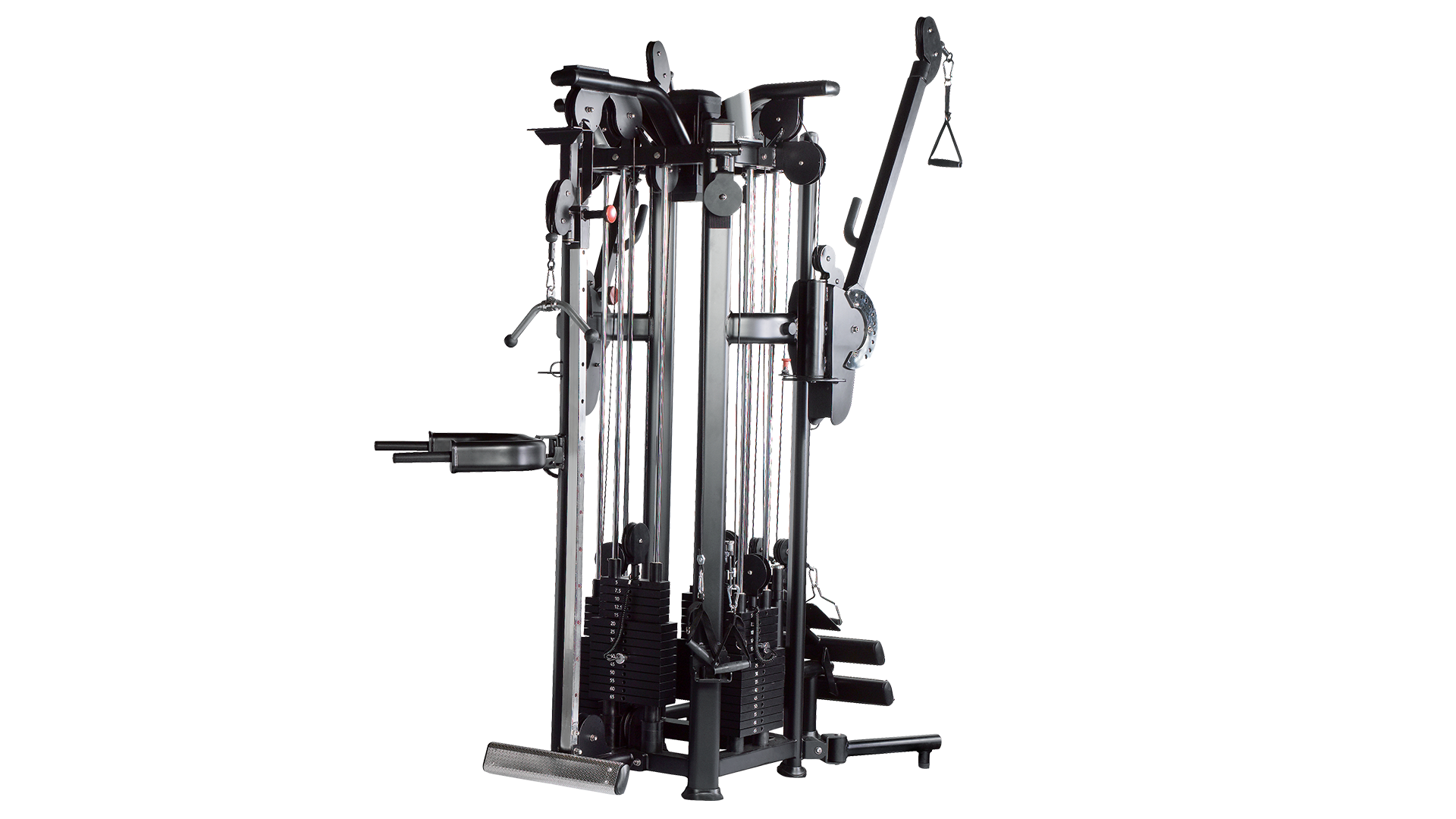 BH Fitness AFT 360 4 stack cable station