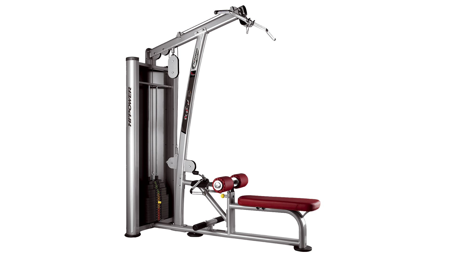 BH Fitness Lat pull down / Low row (Dual)