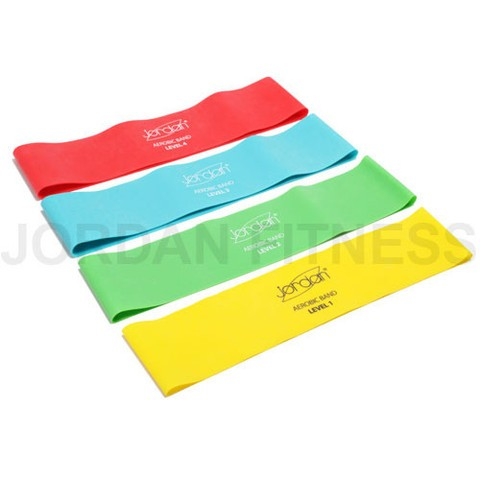 Mini Aerobic Bands Set of 4