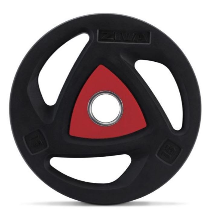 PHYSICAL COMPANY ZIVA ZVO PU GRIP DISC WITH COLOR INSERT