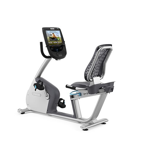 Precor RBK 885 Recline Bike