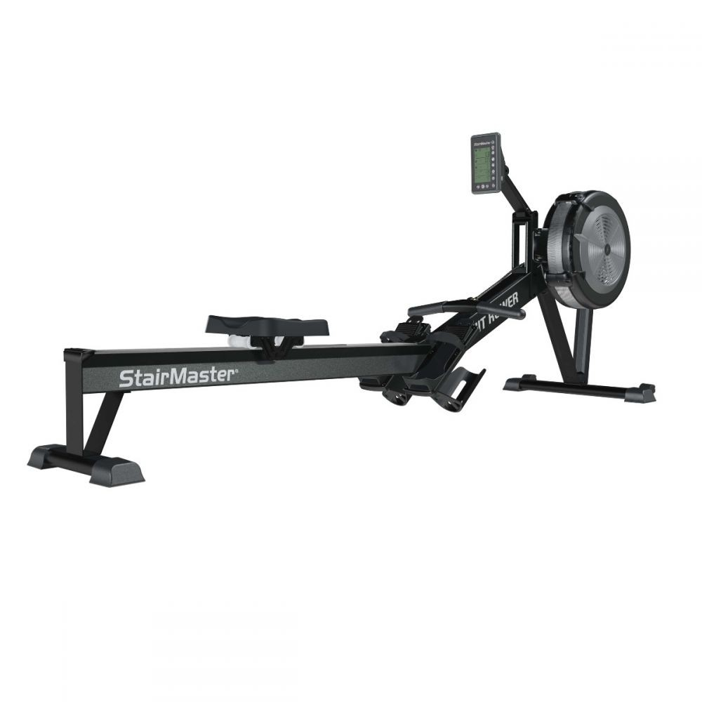 StairMaster HIIT Rower Commercial Air Resistance Rowing Machine