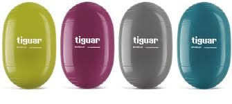Tiguar ovoball (various colours available