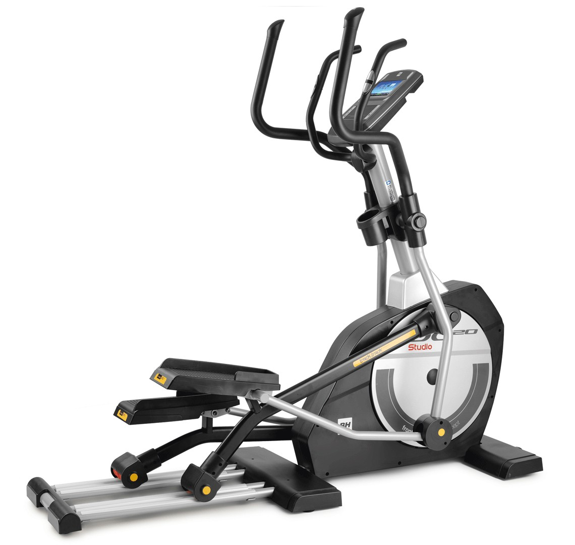 BH Fitness I.FDC 20 Studio WG868 Elliptical Cross Trainer