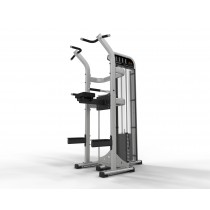 Exigo selectorised Assisted Chin/Dip Station