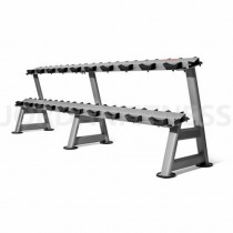 Jordan 12 Pair Dumbbell Rack (2 tier)