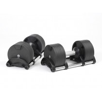 NÜOBELL 2 - 20kg Adjustable Dumbbell Pair Set - Pre-Order Jan 2021