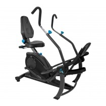Teeter Free Step™ LT3 Recumbent Cross Trainer - Pre Order for Start of March
