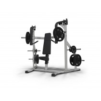Exigo plate loaded ISO Lateral Incline Chest Press