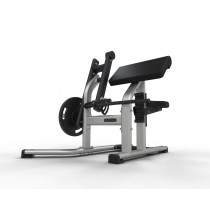 Exigo Plate Loaded Seated Bicep Curl