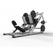 Exigo Plate Loaded Dual 45 Degree Leg Press