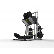 Exigo Plate Loaded Vertical Leg Press