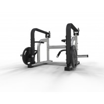 Exigo Plate Loaded ISO Lateral Shrug/Dead Lift