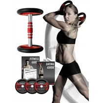 Teeter ThunderBell Fit 6 Complete Training Program - 6lb