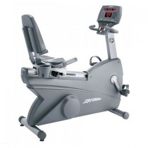 Life Fitness 95RI Refurbished Recumbent Bike