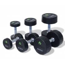 PHYSICAL COMPANY TUFFTECH PU DUMBBELLS (PAIR)