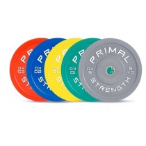 Primal Strength Rebel Commercial Fitness Elite Colour Bumpers (Singles)