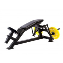 PRIMAL STRENGTH COMMERCIAL PLATE LOADED INCLINE FLY - IN STOCK
