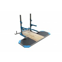 Exigo Elite Free Standing Squat Stands