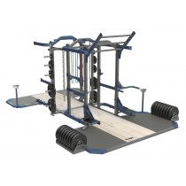 Exigo Elite Multi + Half Rack