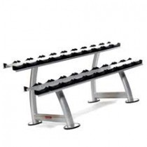 Escape 10 Pair Dumbbells Rack with Cups (Heavy Duty)