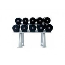 Escape 5 Pair Dumbbell Rack With Cups