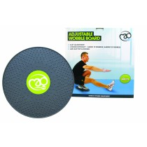 TMG 40cm Adjustable Wobble Board