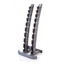 Jordan 10 pair Vertical Dumbbell Rack