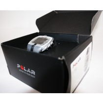 Polar FT4 Heart Rate Monitior Silver/Black
