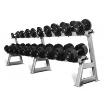 Jordan 10 Pair Dumbbell Rack (2 tier)
