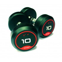 Jordan Classic Rubber Dumbbells Sets (see options)
