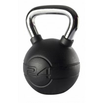 Jordan Chrome/Rubber Kettlebells (Available in 4Kg - 24Kg Weights)