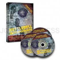 Kettlebell Intermediate DVD (3 Disc Set)