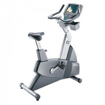 Life Fitness 95CE Upright Refurbished Exercise Bike