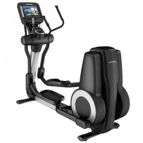 Life Fitness Discover SI Cross Trainer - Arctic Silver