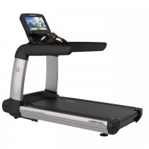 Life Fitness Elevation Series Discover SE Treadmill - Arctic Silver